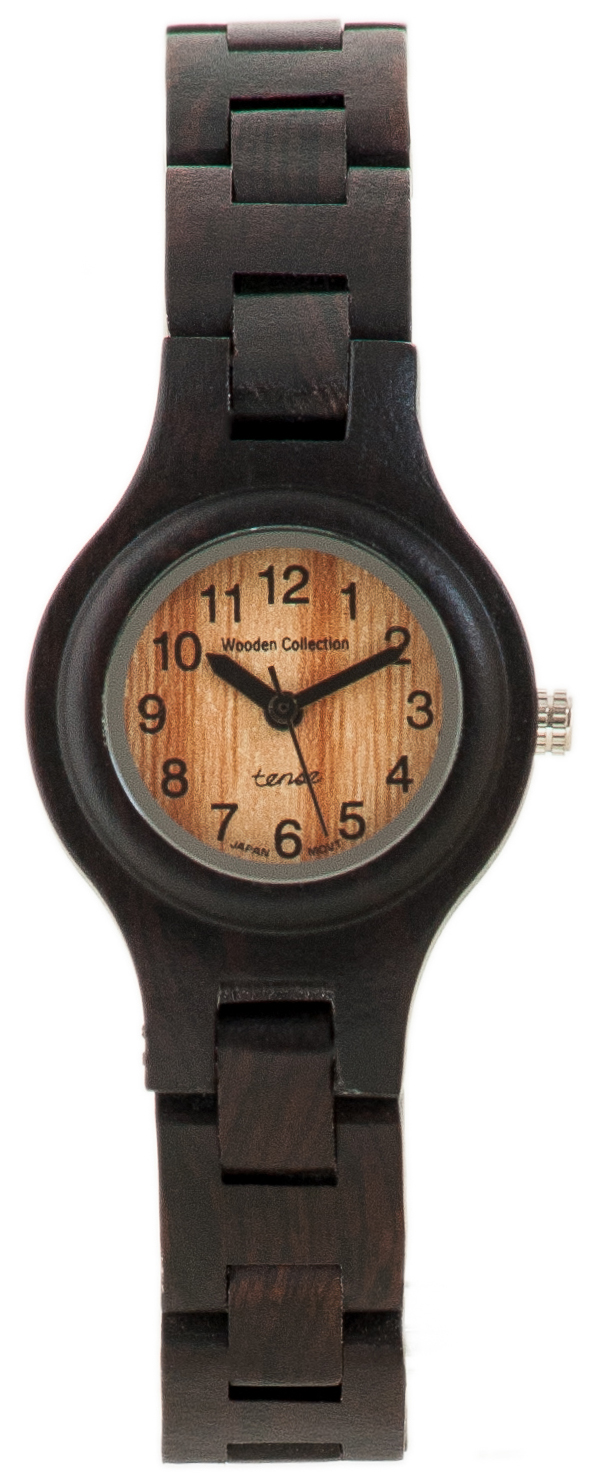 Tense Wooden Watch - Womens Pacific Watch (L7509D) - DISCONTINUED