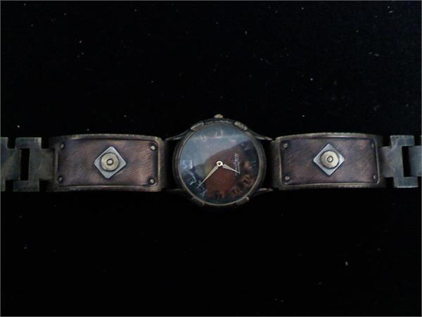 Large Minstrel - WatchCraft (R) Handmade Watch (LCSB) - DISCONTINUED