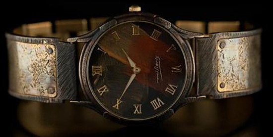 Large Minstrel - WatchCraft (R) Handmade Watch (LM1)