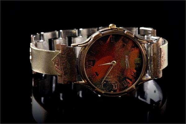 Large Minstrel - WatchCraft (R) Handmade Watch (LP1) - DISCONTINUED