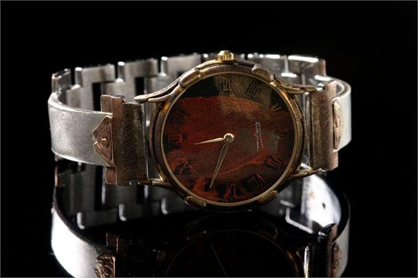 Large Minstrel - WatchCraft (R) Handmade Watch (LP3) - DISCONTINUED