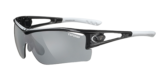 Tifosi Sunglasses - Logic XL Race Silver - Golf & Tennis Edition