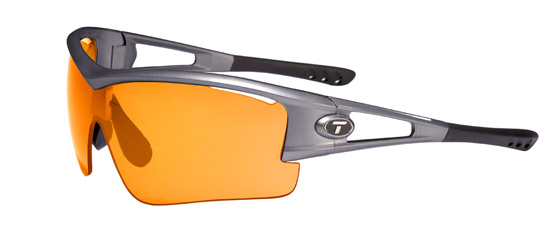 Tifosi Sunglasses - Logic XL Gunmetal - Fototec (Light-Adjusting) - DISCONTINUED