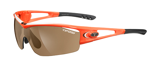Tifosi Sunglasses - Logic Neon Orange - DISCONTINUED