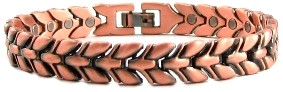 Copper Flight - Magnetic Therapy Bracelet (MBC-114) - NEW!