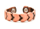 Copper Love - Magnetic Therapy Ring (CCR-116)