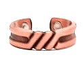 Copper Gladiator- Magnetic Therapy Ring (CCR-129)