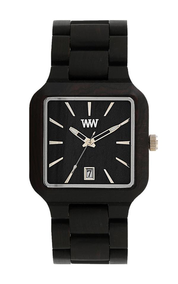 WeWood Wooden Watch - Metis Black (wwood039) - DISCONTINUED