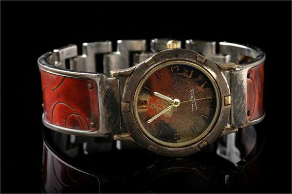 Large Porthole - WatchCraft (R) Handmade Watch (PV2) - DISCONTINUED