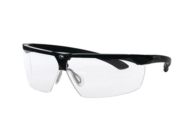 Gargoyles Sunglasses - Veil Black with Clear Lens - Protective Collection - DISCONTINUED