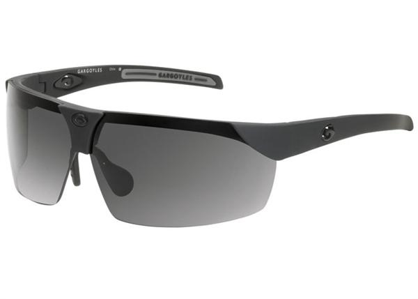 Gargoyles Sunglasses - Trial Black with Smoke Lens - Instinct Collection- DISCONTINUED