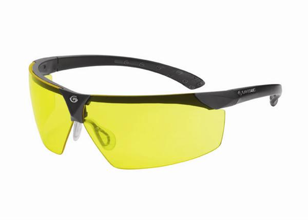 Gargoyles Sunglasses - Veil Black with Yellow Lens - Protective Collection - DISCONTINUED