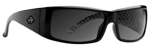 Anarchy Sunglasses - Regent Black with White Checks - DISCONTINUED