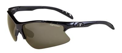 Tifosi Sunglasses - Roubaix Gloss Black - Golf & Tennis Edition - DISCONTINUED