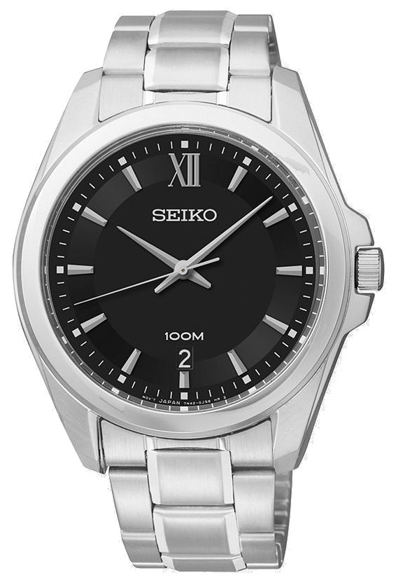 Seiko Dress SGEG61 - Quartz Seiko Watch (Men's) - DISCONTINUED