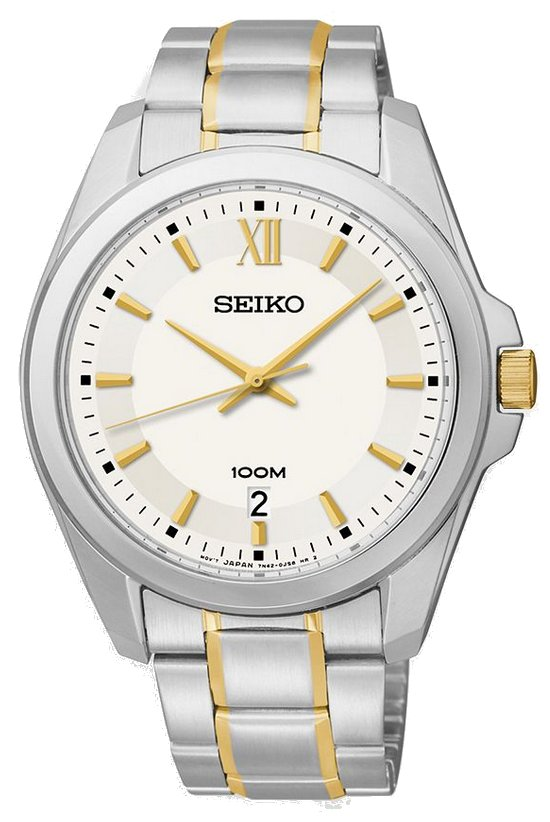 Seiko Dress SGEG63 - Quartz Seiko Watch (Mens) - DISCONTINUED
