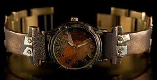 Small Minstrel - WatchCraft (R) Handmade Watch (SL01)