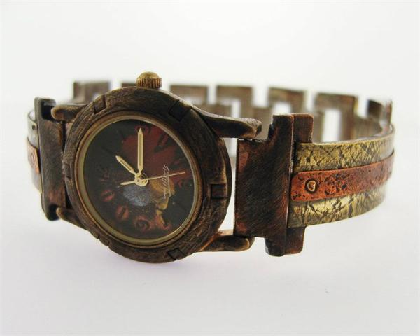 Small Porthole - WatchCraft (R) Handmade Watch (SPT1M2)