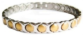 Big Hugs - Stainless Steel Magnetic Therapy Bracelet