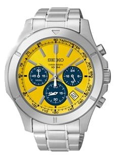 Seiko Chronograph SSB115 - Quartz Seiko Watch (Mens) - DISCONTINUED