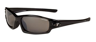 Tifosi Sunglasses - Scout Gloss Black (Kids) - with Golf & Tennis Lens - DISCONTINUED