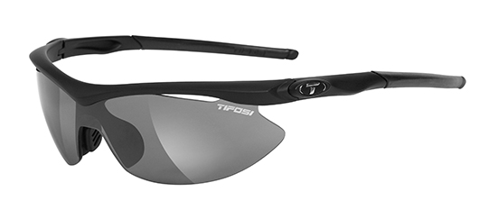 Tifosi Sunglasses - Slip Matte Black - Golf & Tennis Edition