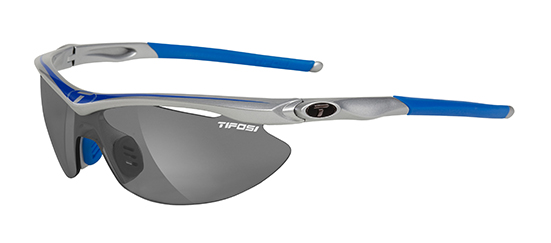 Tifosi Sunglasses - Slip Race Blue - Golf & Tennis Edition
