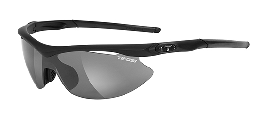 Tifosi Sunglasses - Asian Slip Matte Black
