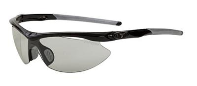 Tifosi Sunglasses - Slip Race Silver - Fototec (Light-Adjusting)