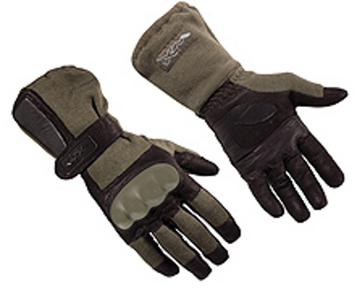 Wiley X TAG-1 Tactical Assault Glove - Foliage Green G216
