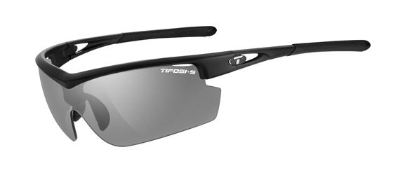 Tifosi Sunglasses - Talos Tactical Matte Black Safety Sunglasses Interchangeable Version