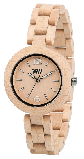 WeWood Wooden Watch - Mimosa Beige
