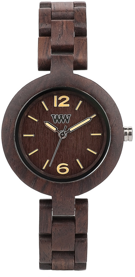 WeWood Wooden Watch - Mimosa Chocolate (wwood70m)