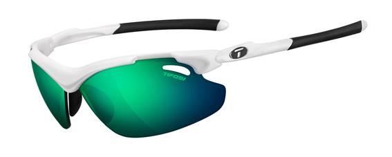 Tifosi Sunglasses - Tyrant 2.0 Matte White Interchangeable Sunglasses - DISCONTINUED