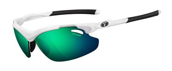 Tifosi Sunglasses - Tyrant 2.0 Matte White Interchangeable Sunglasses - Golf and Tennis Edition - LIMITED STOCK