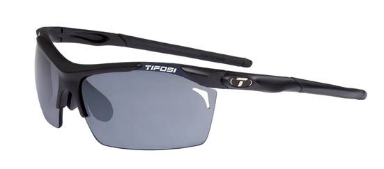Tifosi Sunglasses - Tempt Matte Black - Polarized - DISCONTINUED