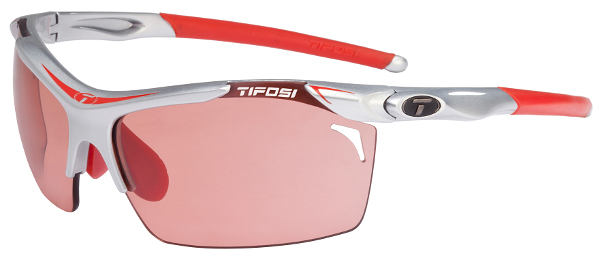 Tifosi Sunglasses - Tempt Race Red - Fototec (Light-Adjusting)
