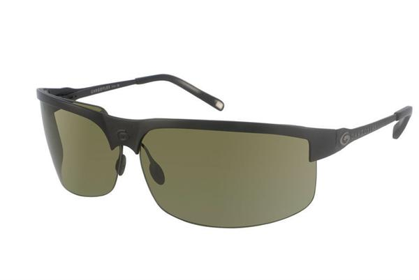 Gargoyles Sunglasses - Torque Black with Green Lens - Stat Collection- DISCONTINUED