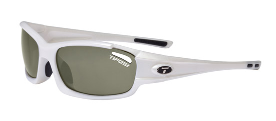 Tifosi Sunglasses - Torrent Gloss White - Golf & Tennis Edition-Limited Stock