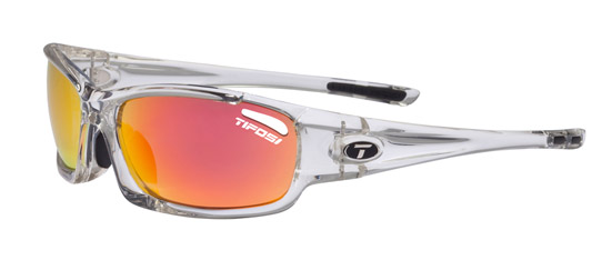 Tifosi Sunglasses - Torrent Crystal Clear- DISCONTINUED