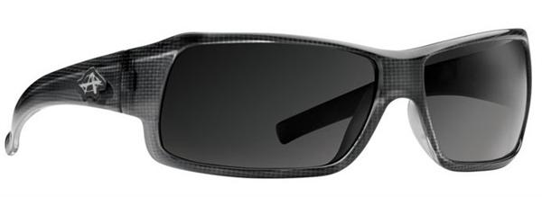 Anarchy Sunglasses - Transfer Crosshatch - Polarized - DISCONTINUED