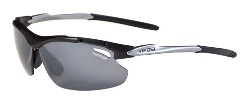 Tifosi Sunglasses - Tyrant Matte Black - Golf & Tennis Edition - DISCONTINUED 2