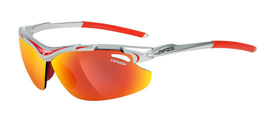 Tifosi Sunglasses - Tyrant Race Red - Golf & Tennis Edition- DISCONTINUED