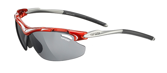 Tifosi Sunglasses - Tyrant Metallic Red - Golf & Tennis Edition - DISCONTINUED