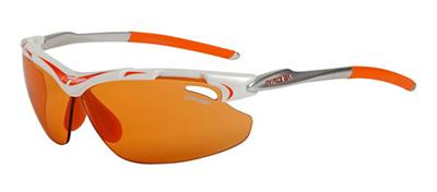 Tifosi Sunglasses - Tyrant Race Orange - Fototec (Light-Adjusting) - DISCONTINUED