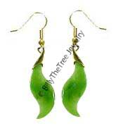 Polar Jade Earrings (E0107) - DISCONTINUED
