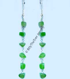 Jade Earrings (1777-K)