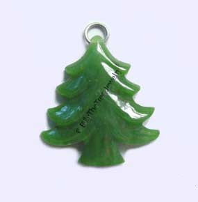 Jade Tree Pendant (2176) - DISCONTINUED