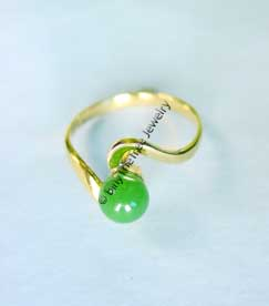 Polar Jade Ring (R0110) - DISCONTINUED