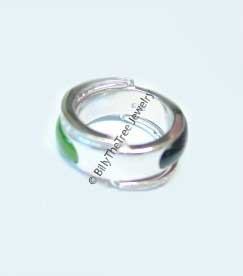 Polar Jade Ring (R0332) - DISCONTINUED